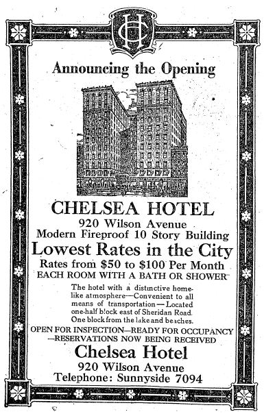 Chelsea Hotel Before the Jesus People (Part 1 of a Planned 3 Part History)
