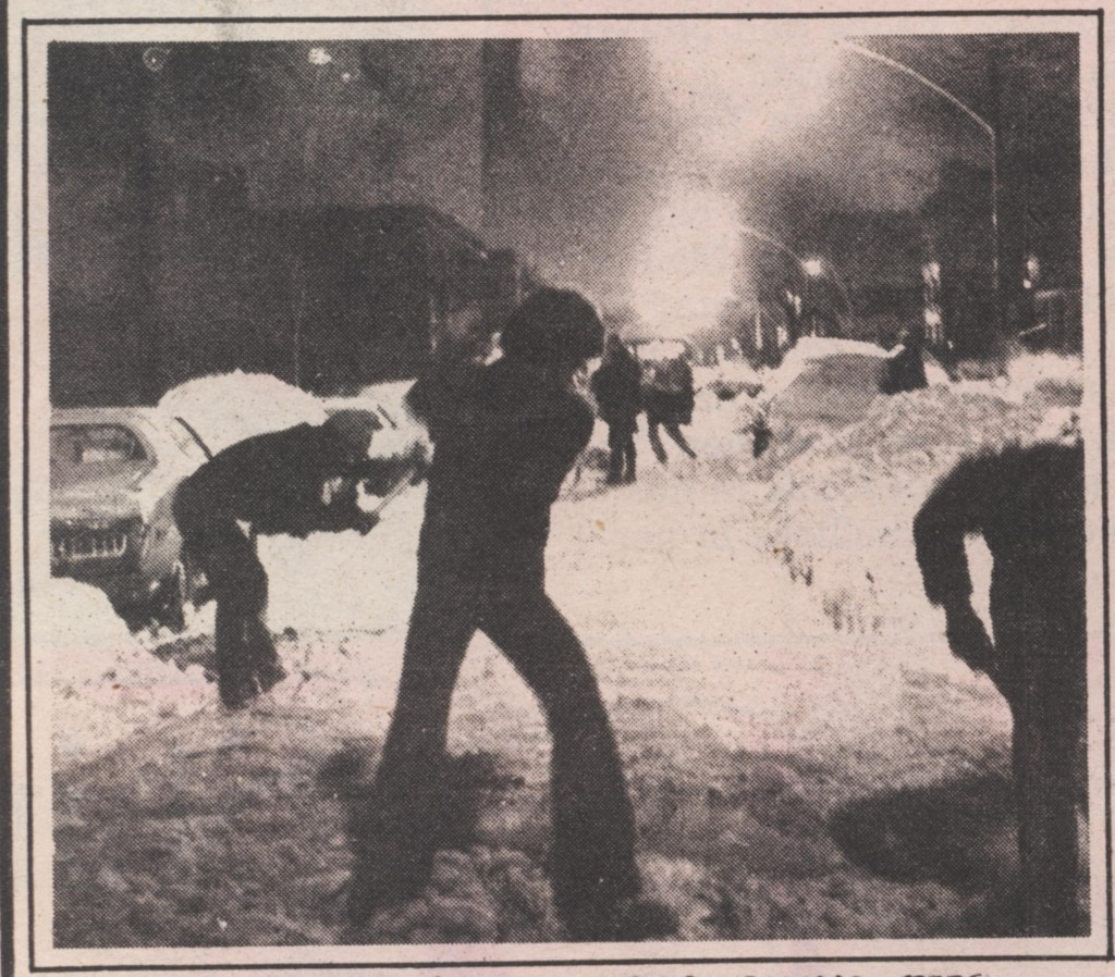 Cornerstone Classic: JPUSA Gets Caught in Chicago Snowstorm of '79