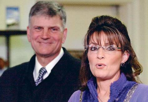 Before Voting: NAACP Pastors' Open Letter to Rev. Franklin Graham
