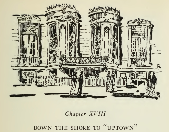 "WILD HISTORY (Literary Aside #3): Henry Justin Smith's ""Down the Shore to 'Uptown'"""